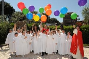Comunioni Pentecoste 2013
