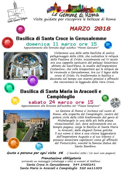 Gemme di Roma mar18